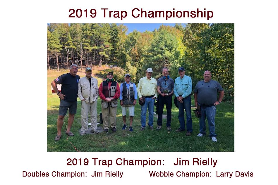 2019 trap championship