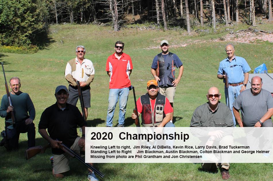 2020 championship